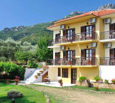 Pension Sotiria, Thassos