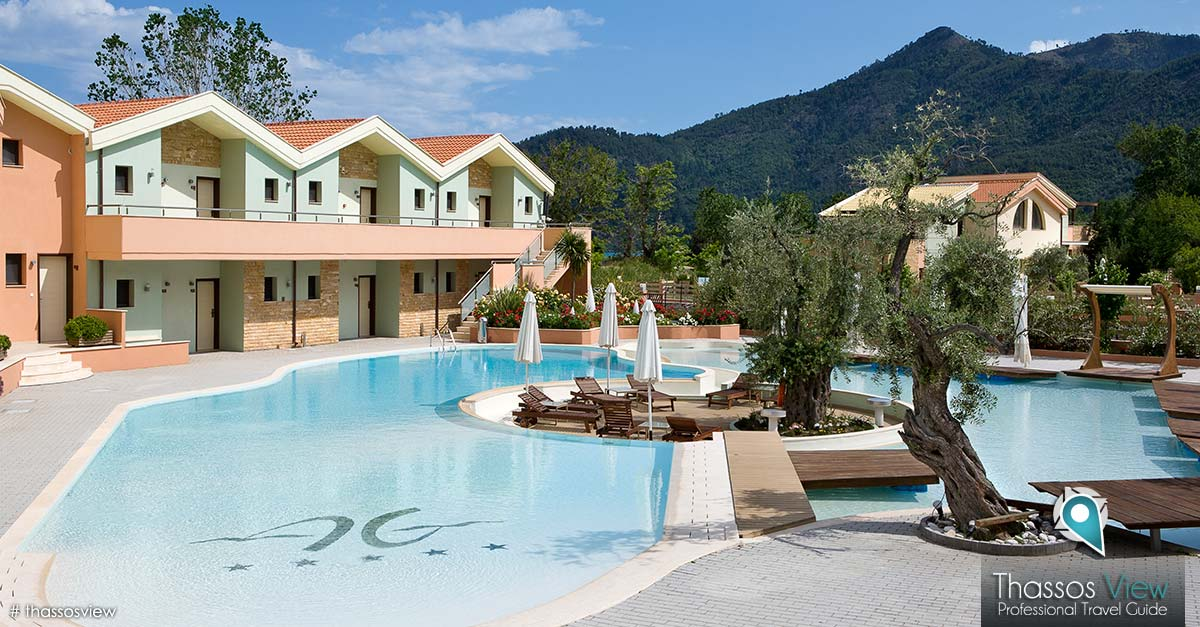 Alexandra Golden Boutique Hotel, Thassos