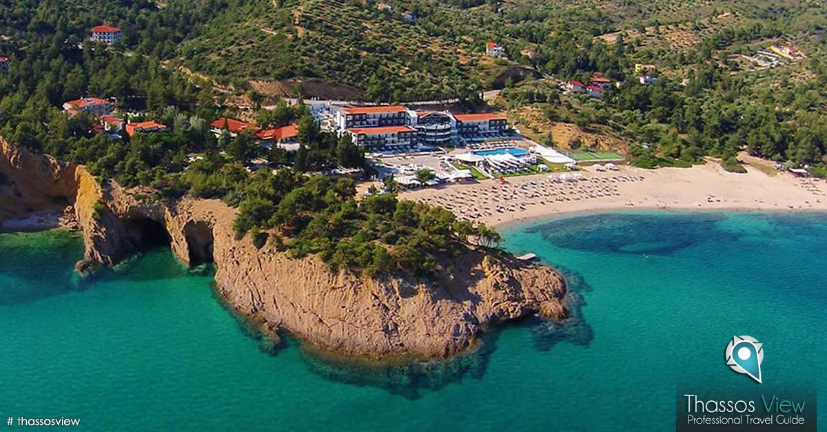 Blue Dream Palace, Thassos