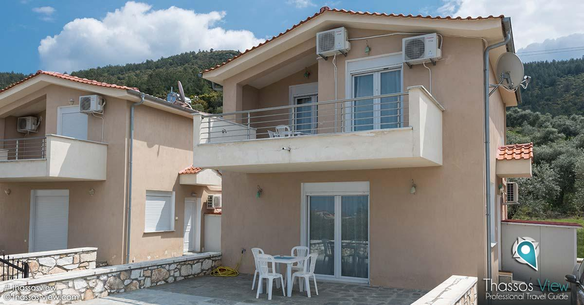 Marias Sea View Villa, Thassos