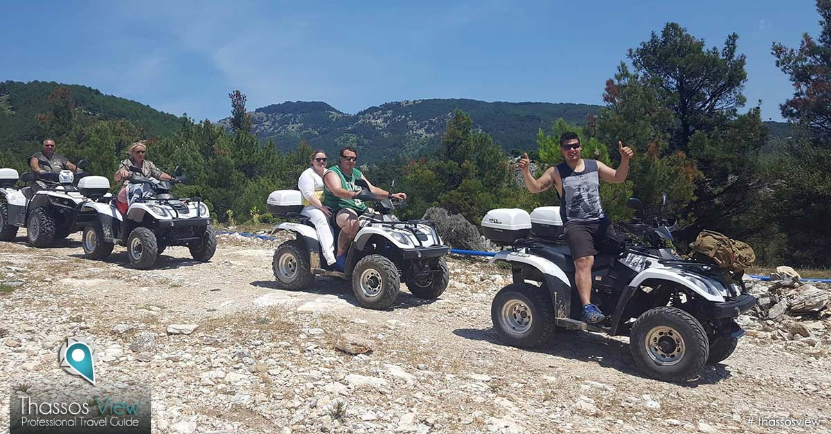 Adventure Tours by Mikes Bikes, Thassos