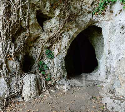 Caves, Thassos