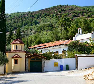 Holy Virgin Monastery, Thassos