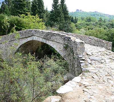 Old Bridges, Thassos